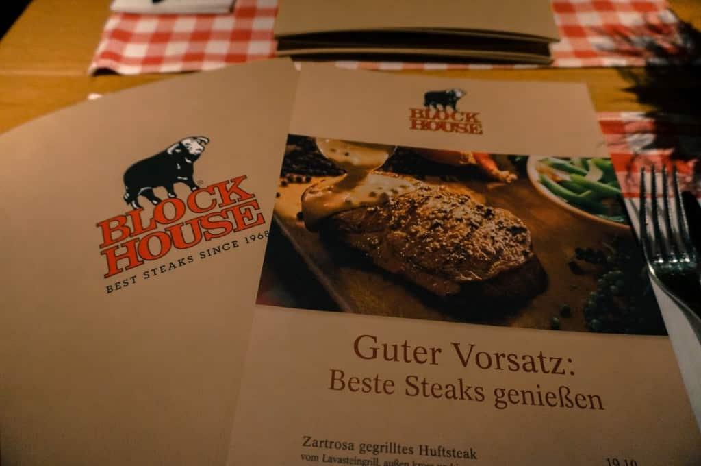 Geburtstags Steak