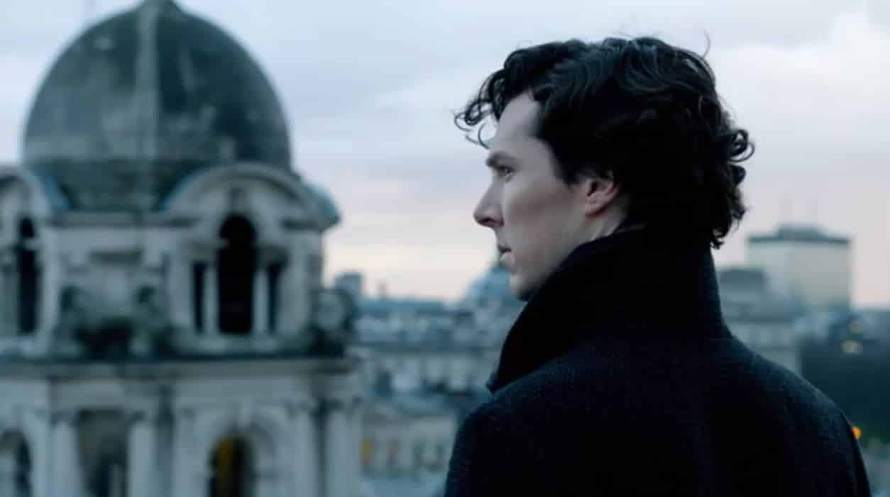 sherlock review Tv review sherlock's back and it's fast, fun, flashy, fantastic from a negligible half-line in one of the 60 stories by arthur conan doyle about sherlock.