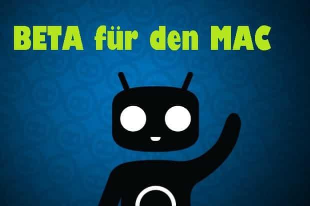 CyanogenMod Installer jetzt auch für Mac