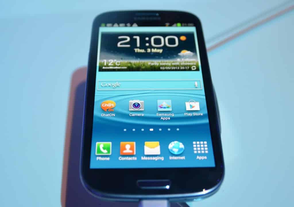 samsung-galaxy-s3-touchwiz - Bild: androidnext