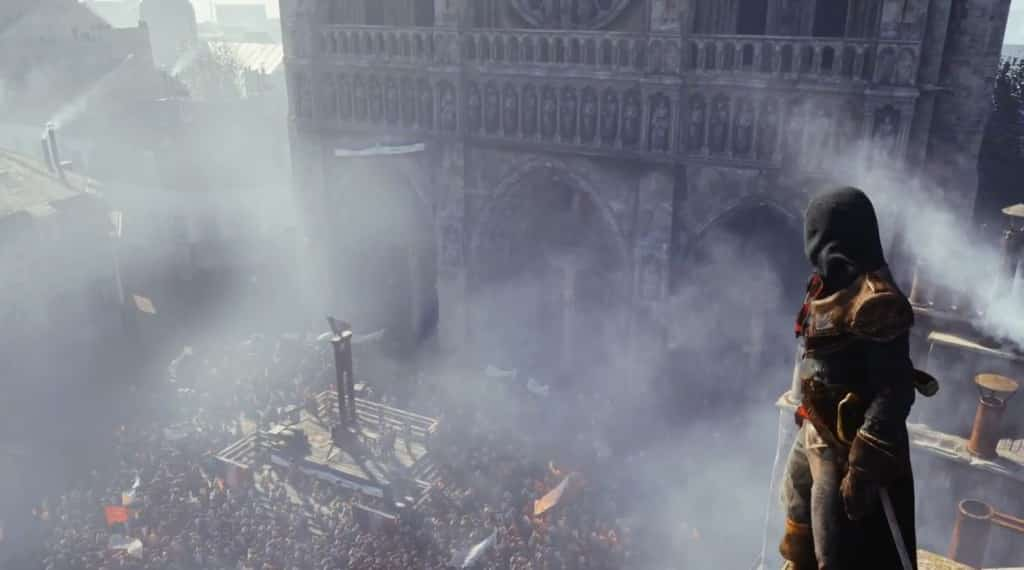 Erster Assassins Creed Unity Trailer