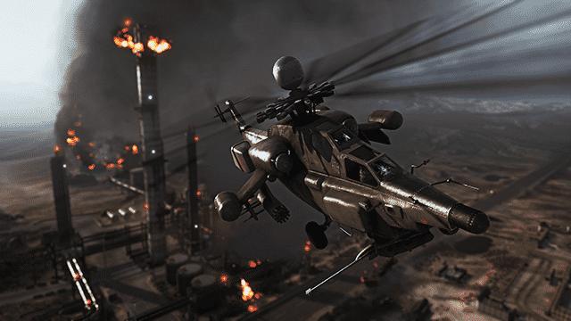 Netcode - BF4 Second Assault