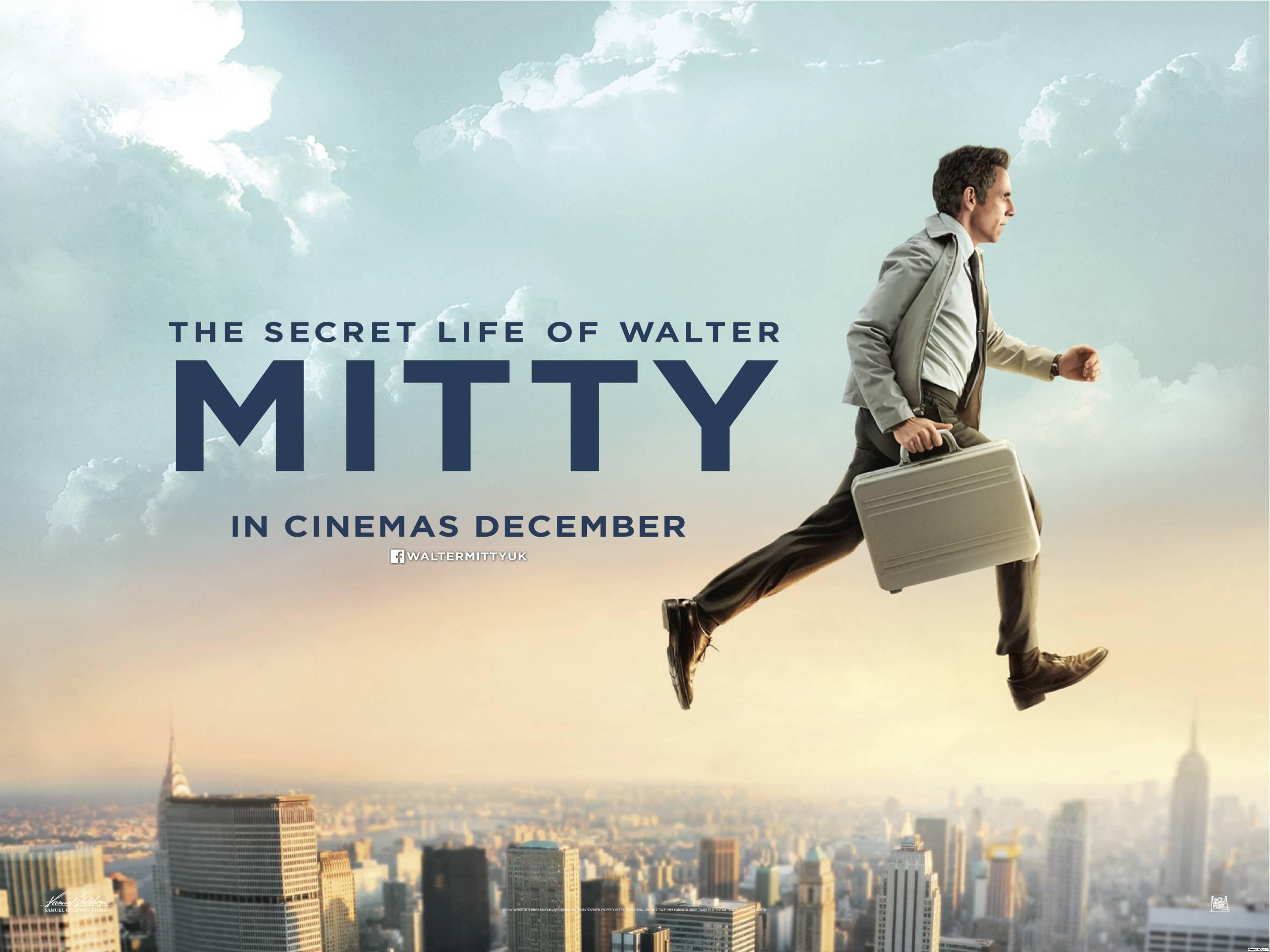 Review: Das erstaunliche Leben des Walter Mitty - TechNChili Blog