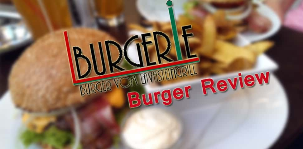 Burgerie Berlin - Burger-Review