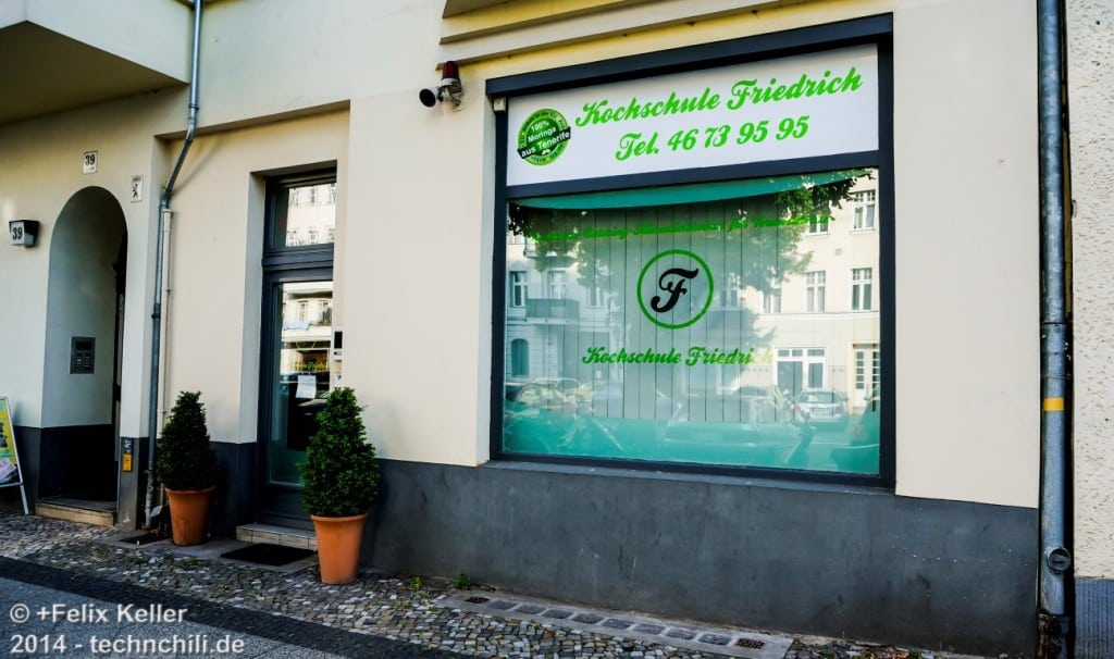 Kochschule Friedrich - Auf zum Cuciniale Test