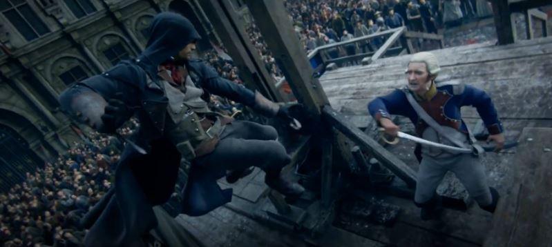 Assasins Creed Unity - Story Trailer