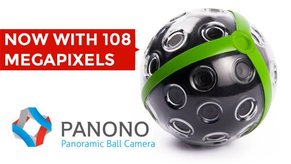 Panono Panoramic Ball Camera Test
