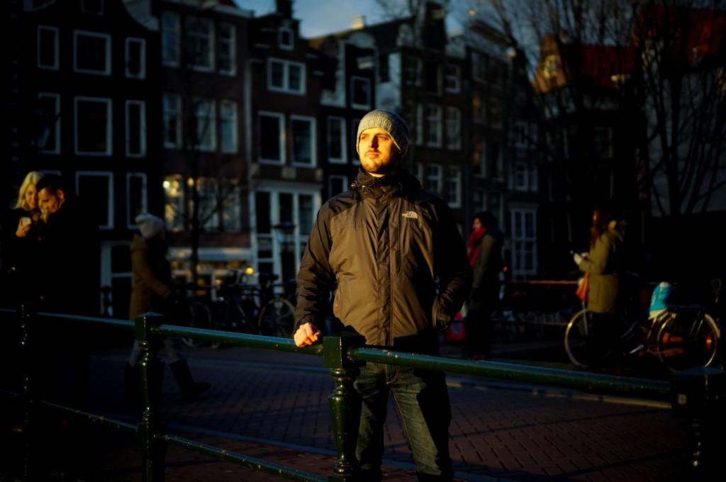 Grüße aus Amsterdam und willkommen in neuen Jahr