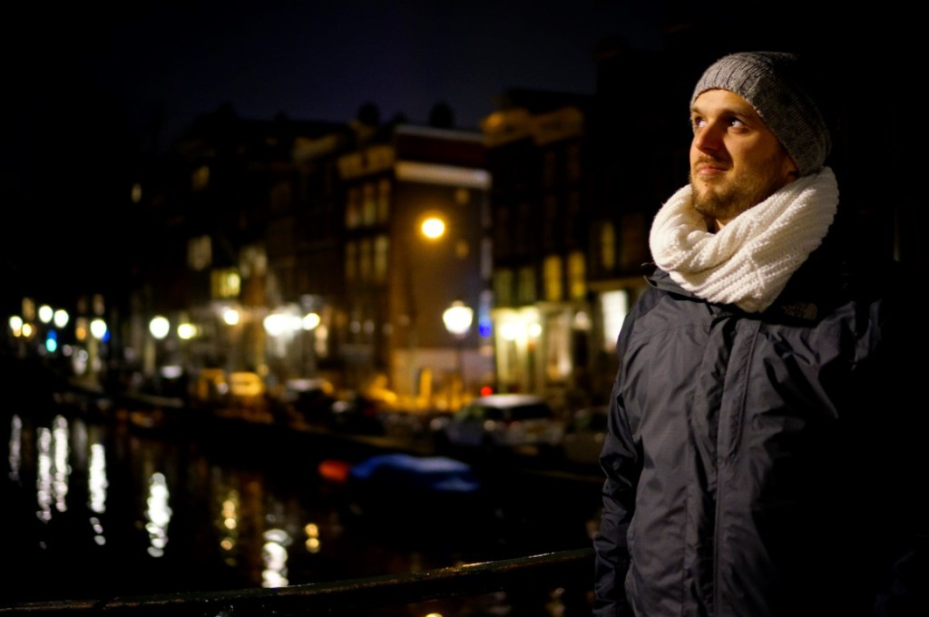 Felix in Amsterdam
