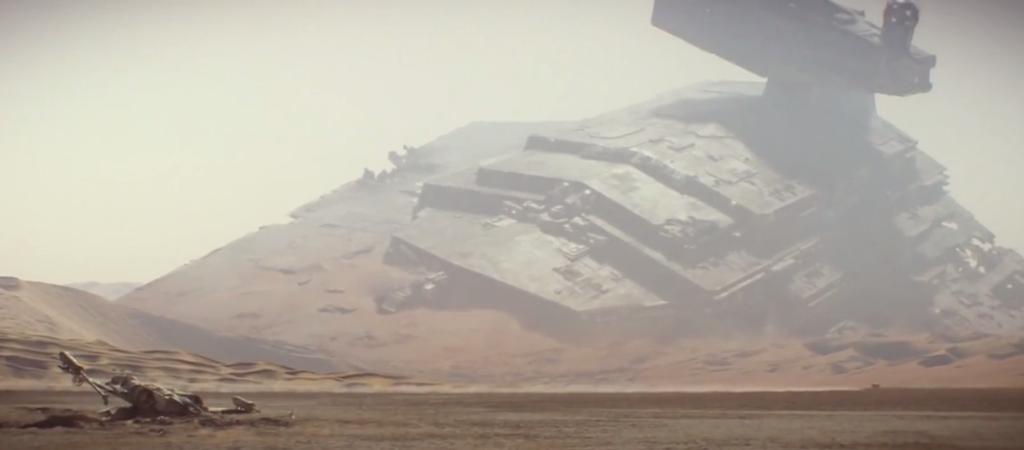 Star Wars Episode VII - The Force Awakens Official Teaser Trailer 2