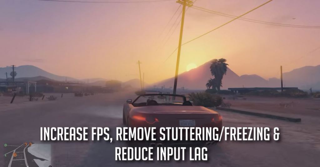 GTA V Stuttering FIX für PC - Increase FPS, Reduce Input Lag, Remove Freezing,Stuttering (Nvidia Users)