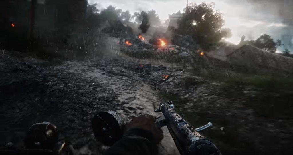 Battlefield 1 Offizieller Gameplay Trailer