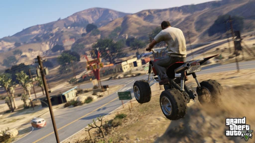 GTA 5 - Screenshot