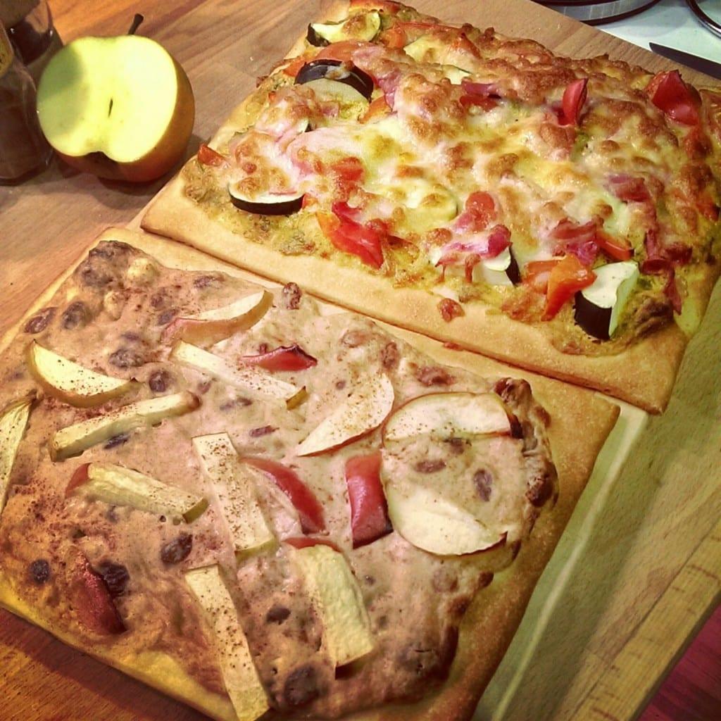 Thai-Style Pizza