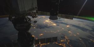 iSS Aussicht - Zeitraffer Video von Bord der ISS