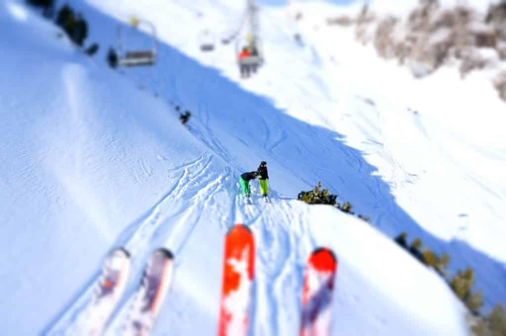 Skifahren 2014 im Kleinwalsertal