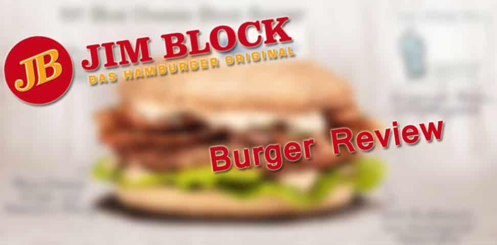 Jim Block Berlin - Burger-Review