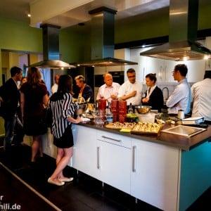 Cuciniale_19 Kochschule ausgelastet