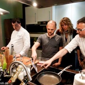 Cuciniale_23 Der Meister in der Küche