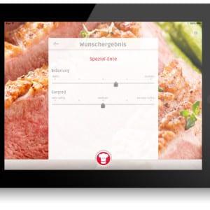 Cuciniale iPad App