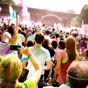 Holi Festival Berlin 2014 - Countdown startet - Farben frei