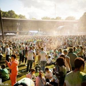 Holi Festival Berlin 2014 - Entspanntes Festival 2