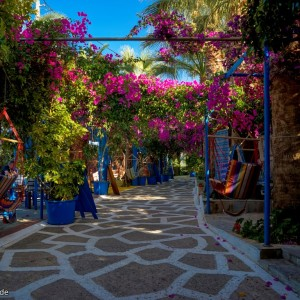 Wunderbares Licht und Farben in Kreta