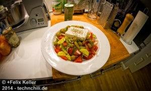 Griechischer Salat Rezept wie auf Kreta
