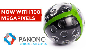 Panono Panoramic Ball Camera Test