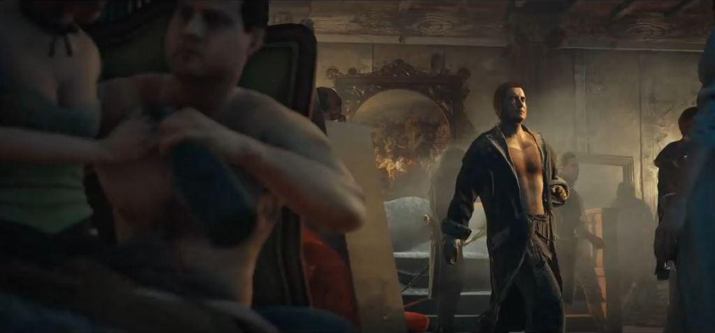 Assasin's Creed Unity Story Trailer2