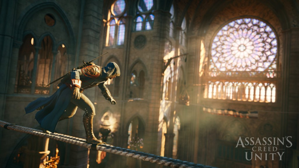 Assasins Creed Unity Review
