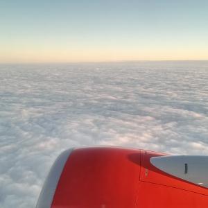 Viel Unterwegs mit dem Flugzeug