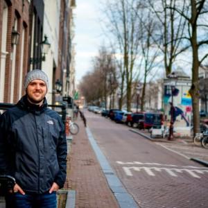 Amsterdam zu Silvester