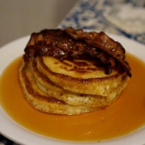 American Pancakes. Auch genial