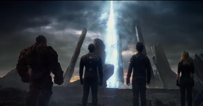 FANTASTIC FOUR Teaser Trailer
