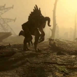 Fallout 4 Teufelskrallen mit dabei