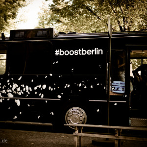 The super awesome boostbus