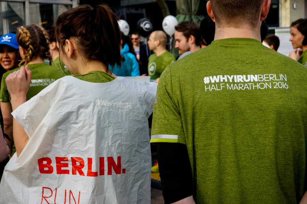 36. Berlin Halbmarathon 2016