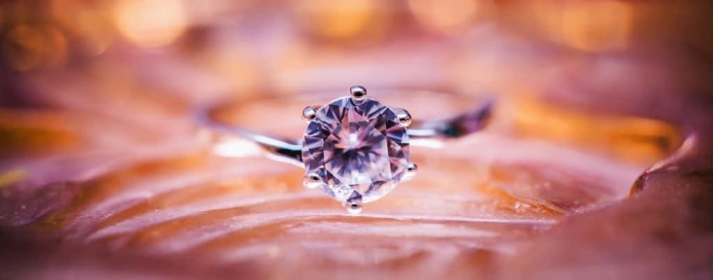 Diamanten als Geschenk