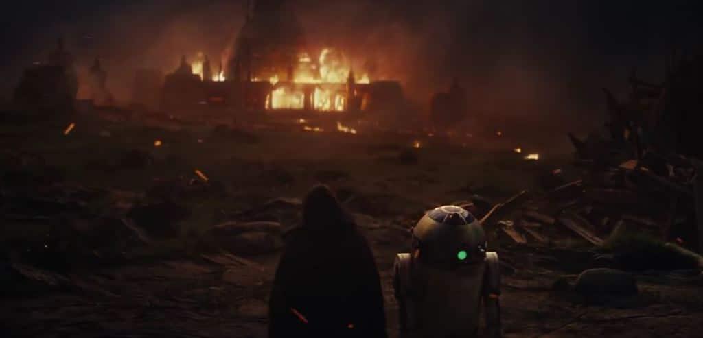 Star Wars 8 Trailer