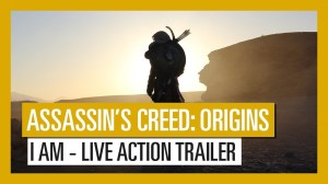Assassin's Creed Origins - I Am Trailer