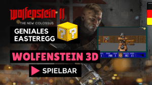 Wolfenstein 2 The New Colossus Easteregg
