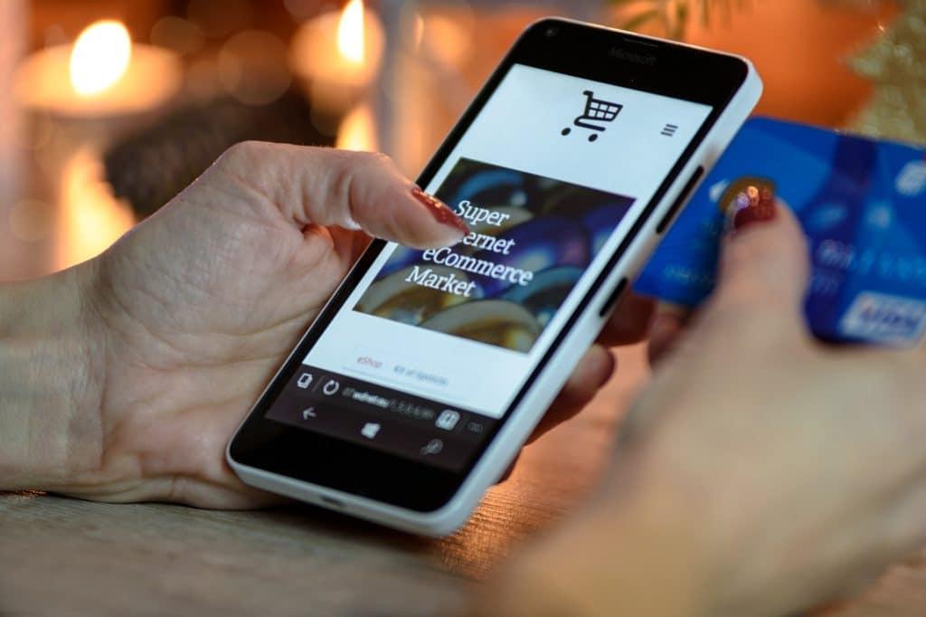 Der Online Handel wächst stetig
